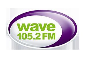 wave fm radio logo